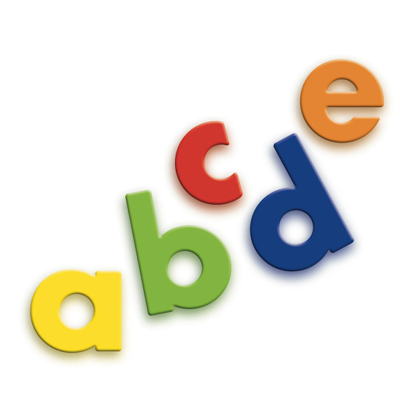 Magnetic Letters - Lower Case 40pcs