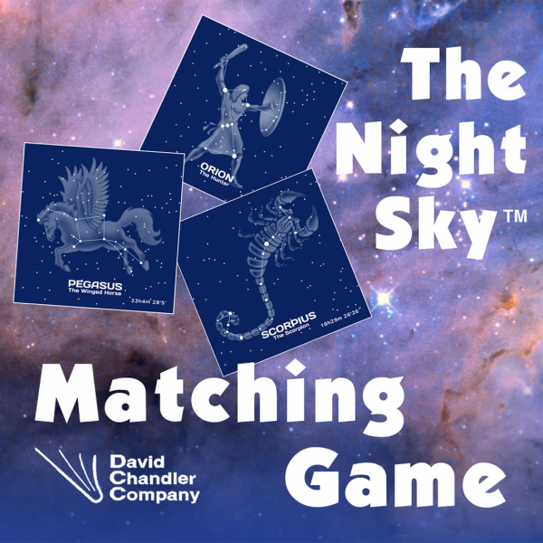 The Night Sky Matching Game