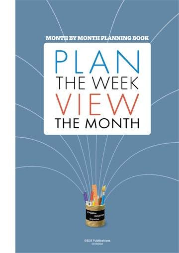 Month by Month Planning Book