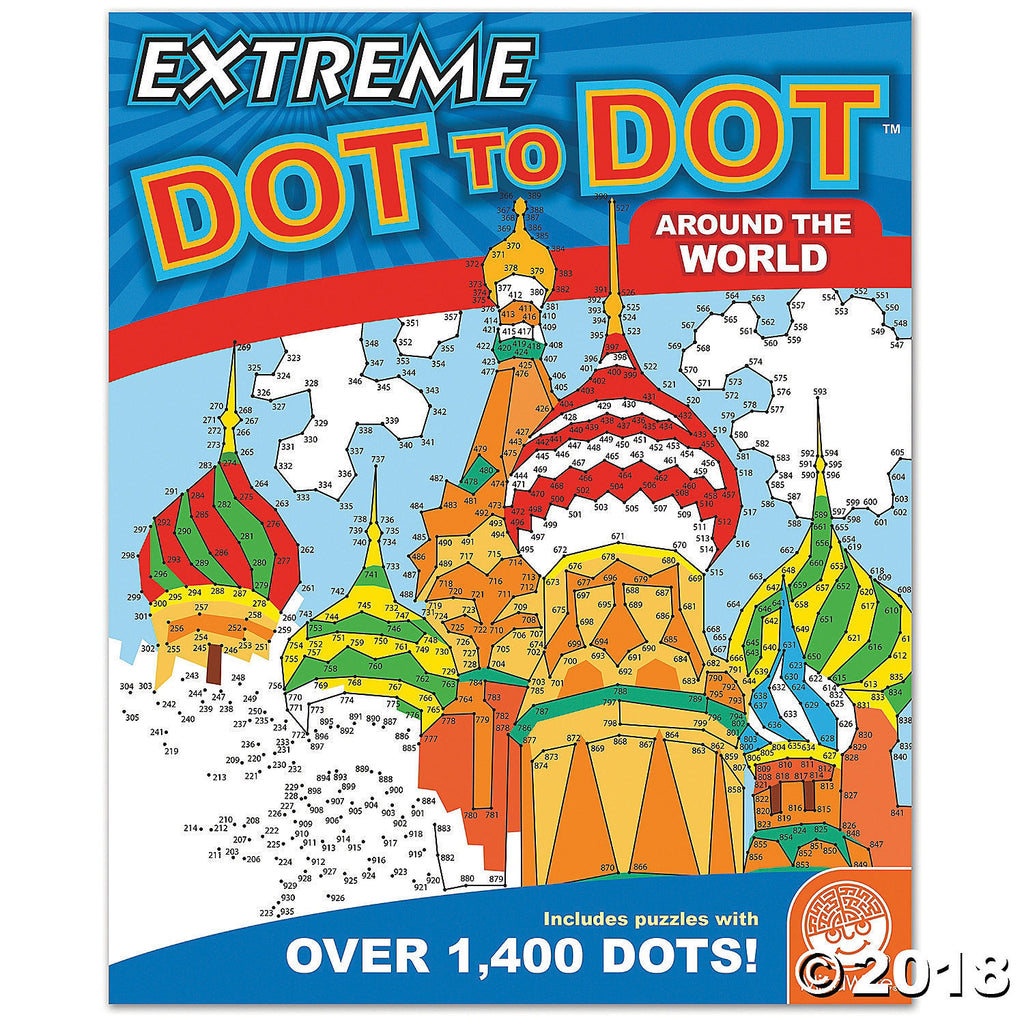 Extreme Dot to Dot - Around the World