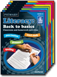Primary Literacy - Back to Basics Book F