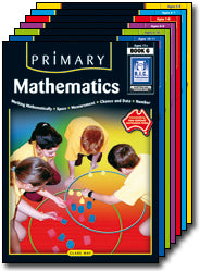 Primary Mathematics - Australian Curriculum Book C