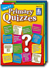 Primary Quizzes Ages 5-7