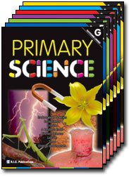 Primary Science Book A