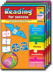 Reading for Success Book 1