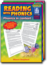 Reading with Phonics Book 1