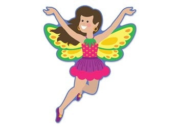 Reusable Sticker Pad - Fairies