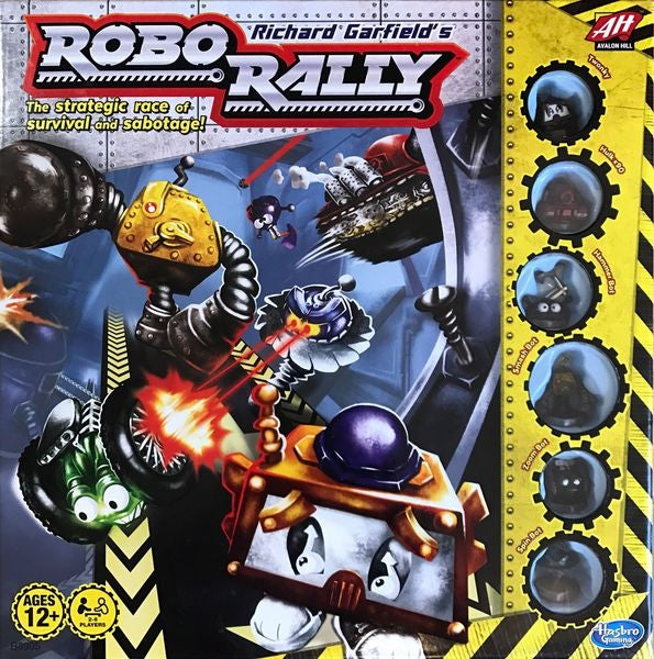 Robo Rally - 2nd Edition