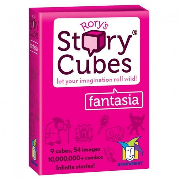 Rorys Story Cubes Fantasia