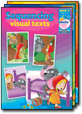 Sequencing Visual Texts Book 1