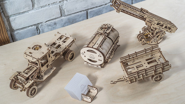 Truck Additions - uGears