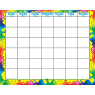 Rainbow Gel - Monthly Calendar Wipe-Off Kit