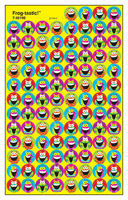 Frog-tastic - SuperSpots Stickers