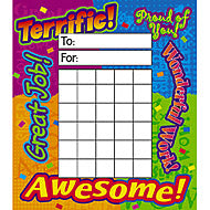 Reward Words - Incentive Pad