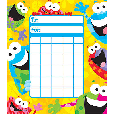 Frog-tastic - Incentive Pad