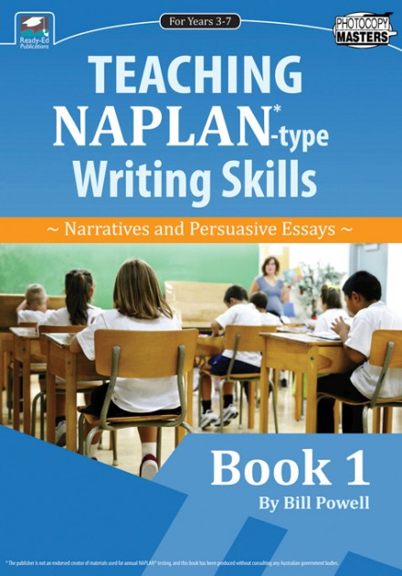 Teaching NAPLAN-Type Writing Skills
