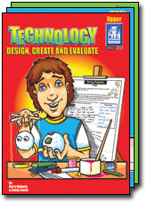 Technology Design, Create and Evaluate Ages 5-8