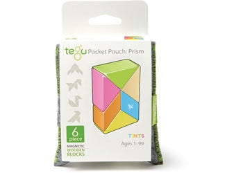 Tegu - Tints - Pocket Pouch 6pc