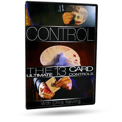 The 13 Ultimate Card Controls - DVD