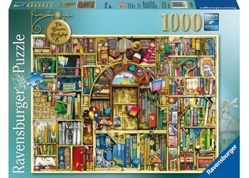 The Bizarre Bookshop Puzzle - 1000 pc