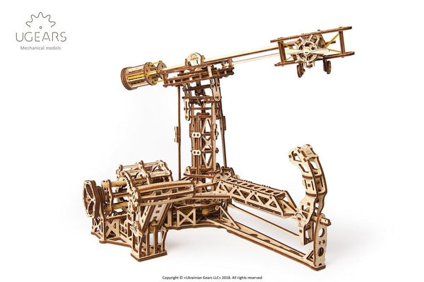 Aviator Model - uGears