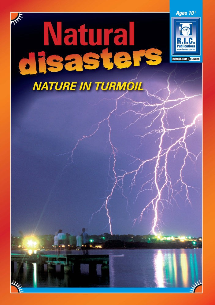 Natural Disasters - Upper Primary Themes