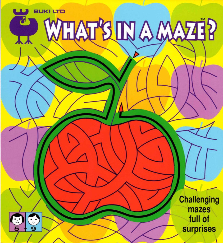 Whats In a Maze