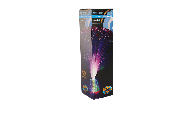 Wheelers Optic Fibre Lamp