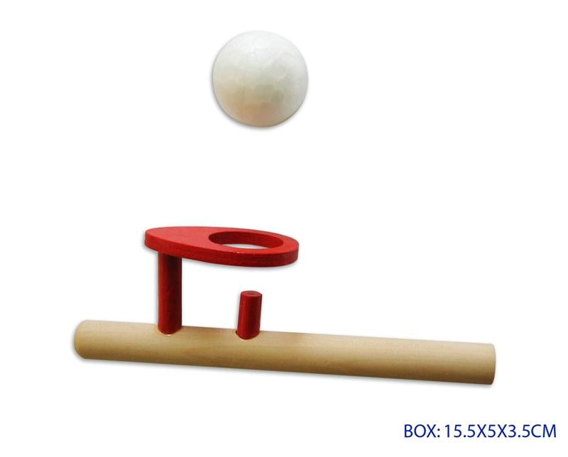 Wooden Ball Blower