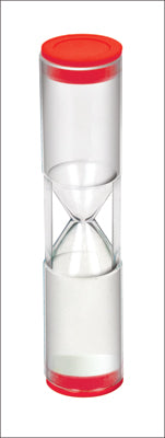 Sand Timer - 30 Second Red