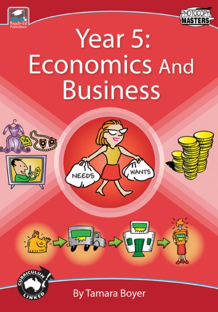 Economics and Business Year 5