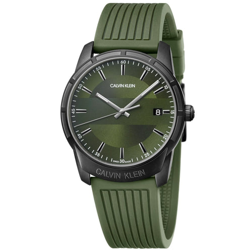 Calvin-Klein-Evidence-Green-Rubber-Mens-Watch-K8R114WL-1