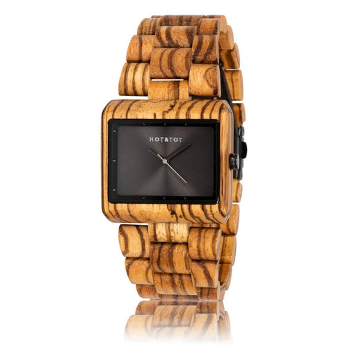 Hot-and-Tot-Dusk-Mens-Wood-Watch