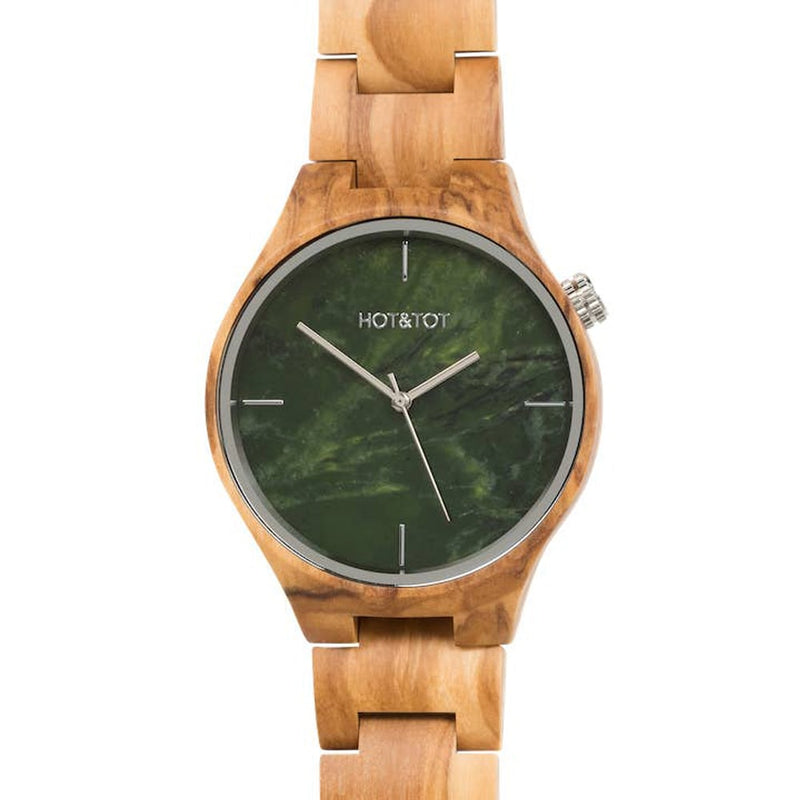 Hot-and-Tot-Volea-Mens-Wood-Watch