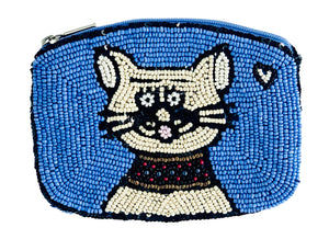 Maurice the Cat Coin Purse