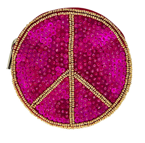 Peace Coin Purse