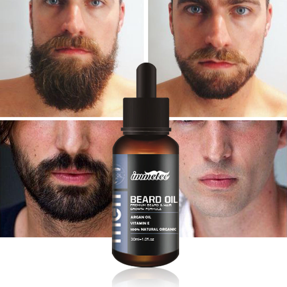 Beard Oil Hair Growth Essence