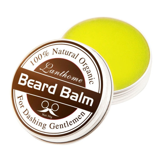 Natural Pure Organic Men Beard Balm
