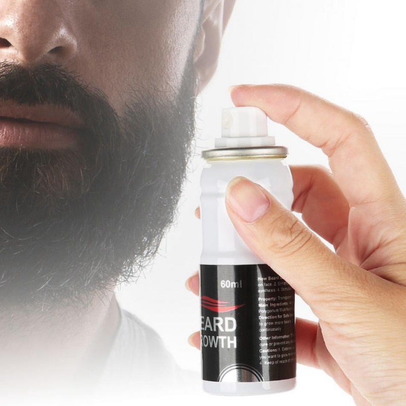 60ml Original Beard Growth Spray Oil