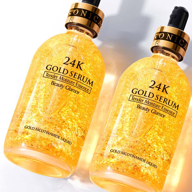 24K Gold Tense Moisture Essence Serum