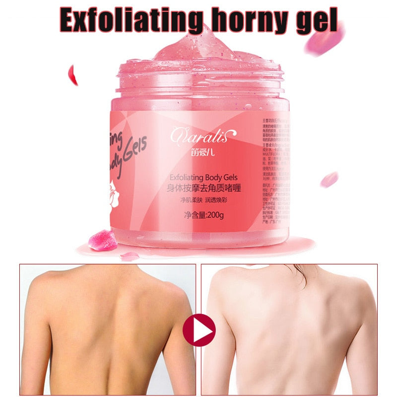 Exfoliating Body Gel