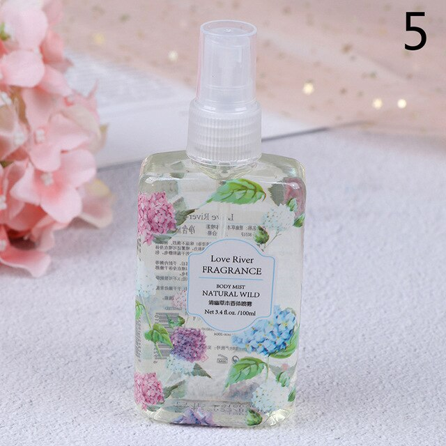 100ml 6 Flavors Fragrance Body Mist