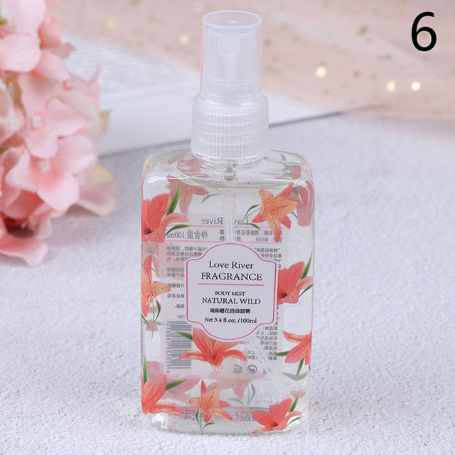 100ml Fragrance Body Mist