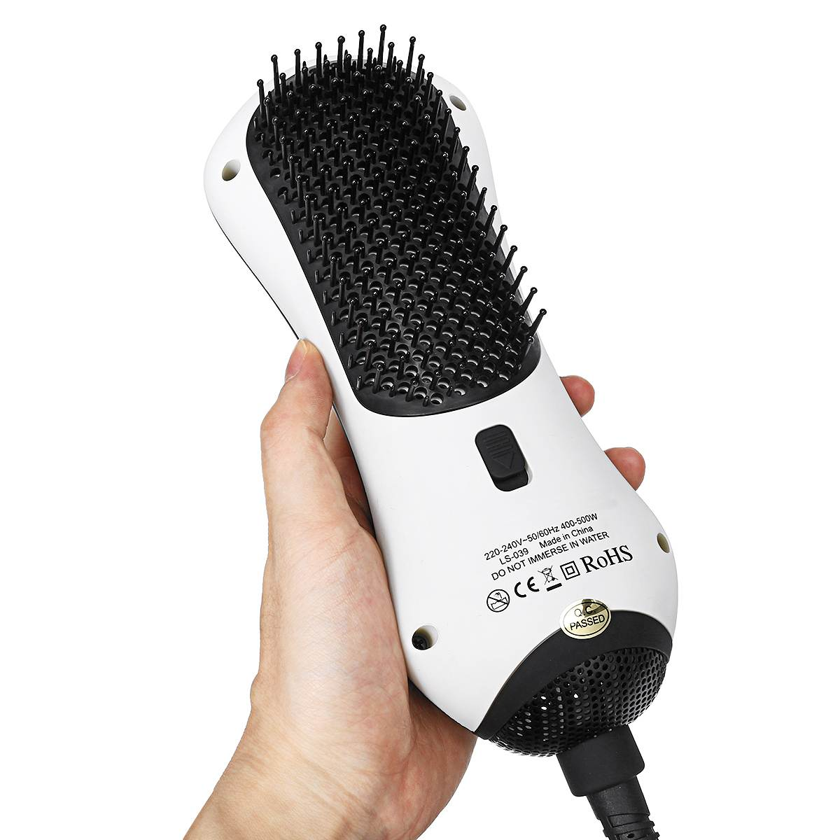 Electric Infrared Hair Dryer Brush
