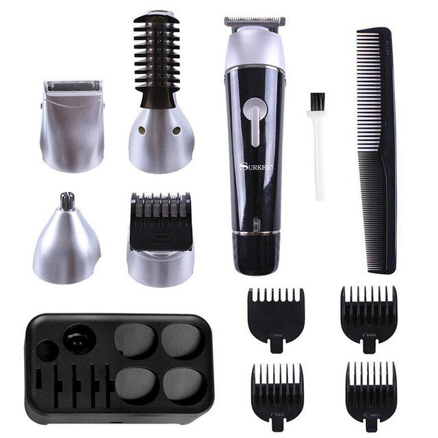Professional 5 In 1 Hair Grooming Kit