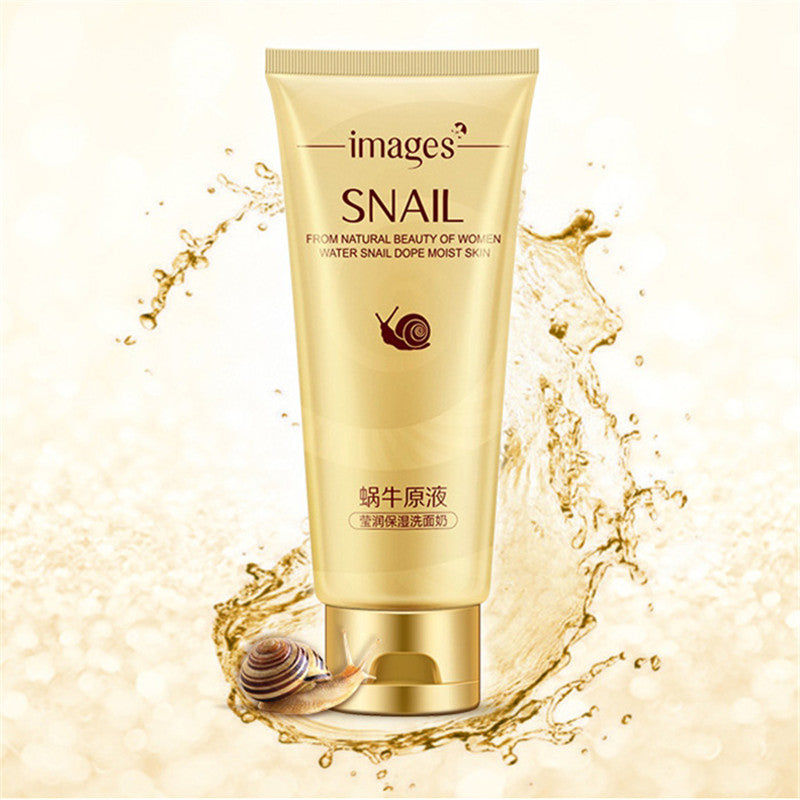 Snail Essence Cleansing Gel