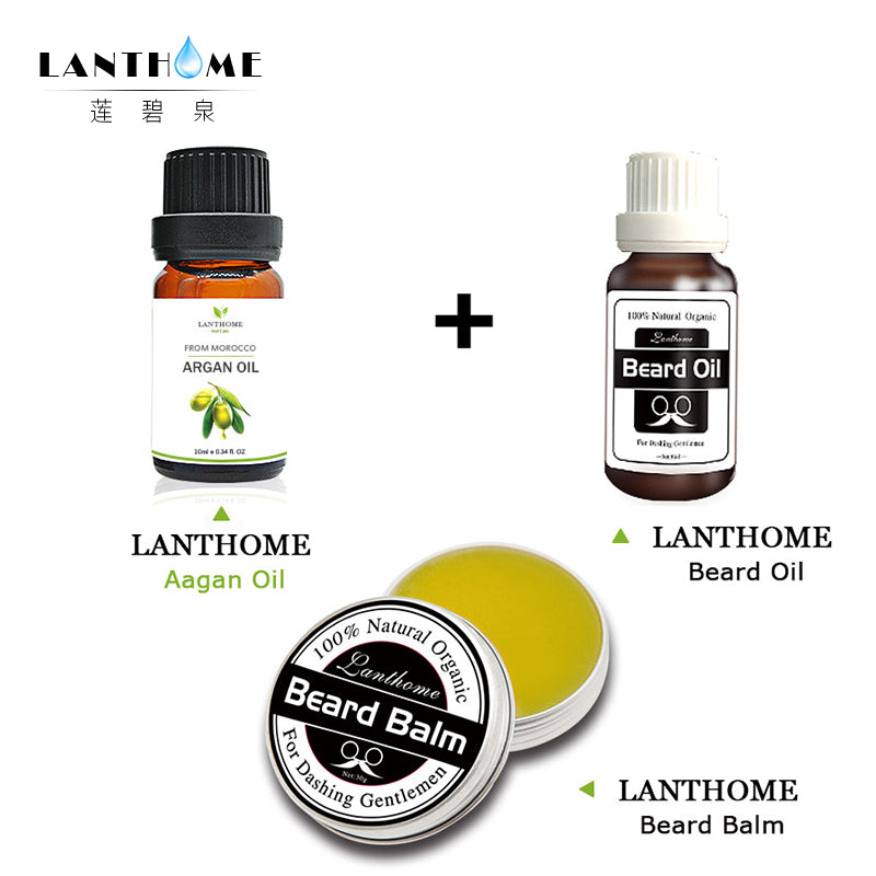 Lanthome Natural Argan Oil & Balm