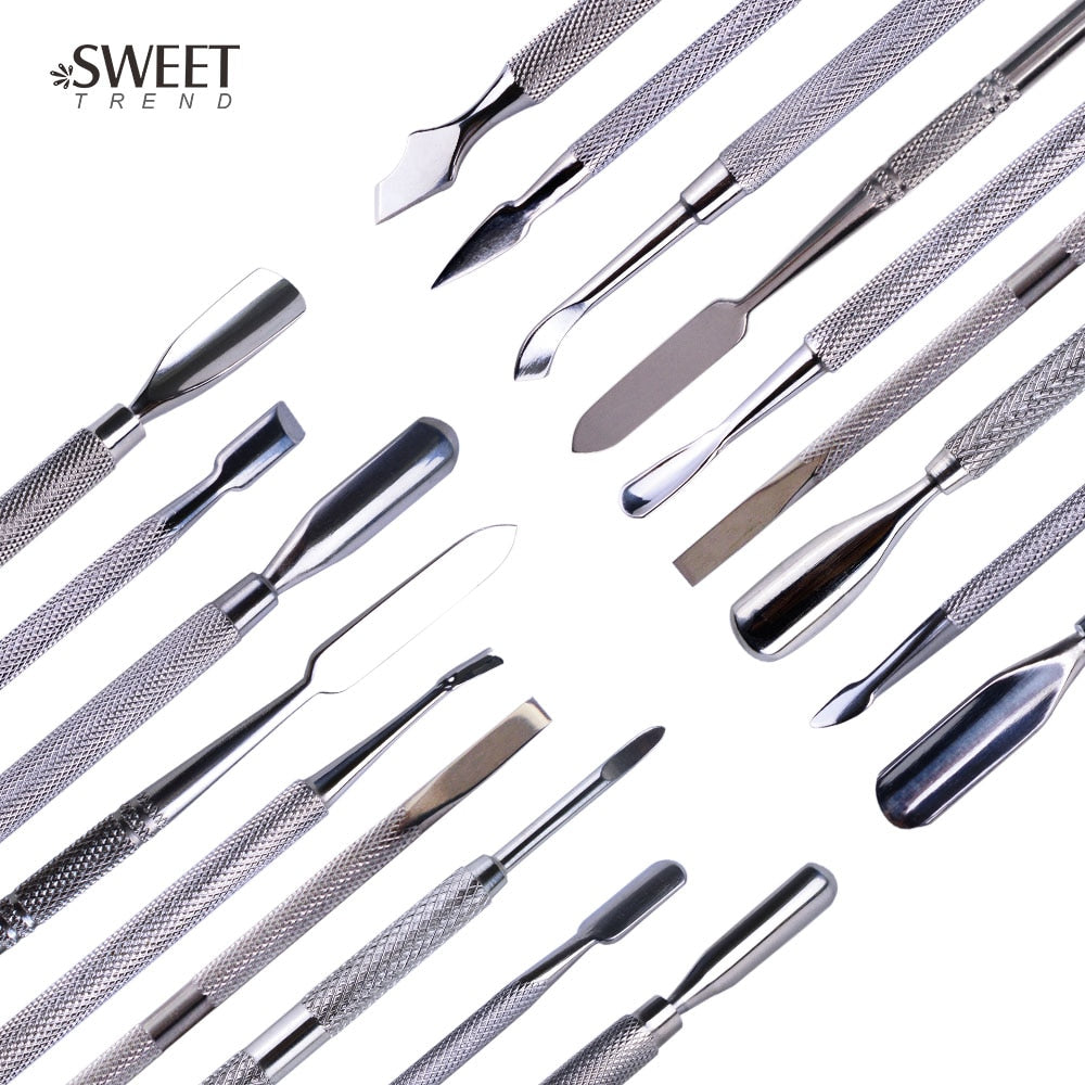 Stainless Steel Nail Care Tools