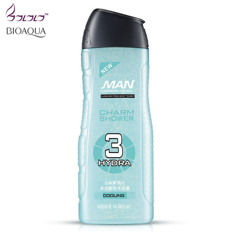 Bioaqua 400ml Shower Cooling Gel