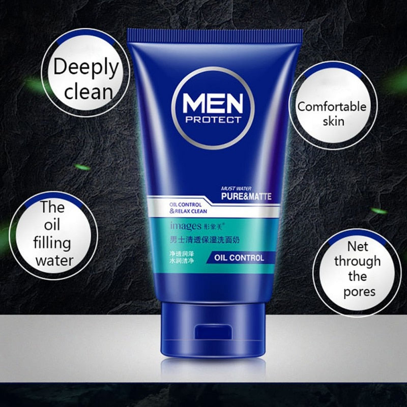 Men Fresh Hydra Cleanser Oil